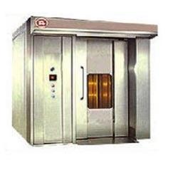 Rotary Shelf Platform Oven