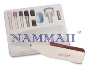 BATTERY OPERATED MANICURE KIT