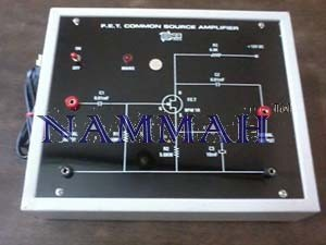 Fet Common Source Amplifier