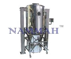 Fluid bed Pharmaceutical Dryers