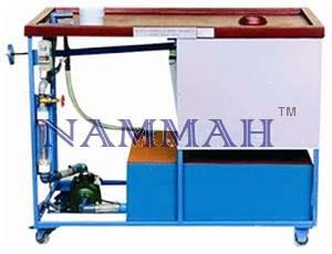 Basic Hydraulics Bench / Gravimetric