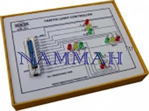 Computer Interfacing Module - Traffic Light Controller