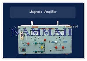 Magnetic Amplifier Control System