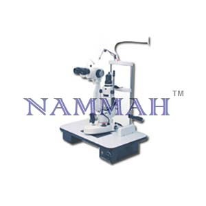 Slit Lamp Fine Stepper Magnification