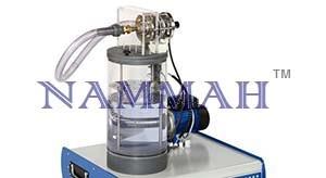 Radial-Flow Reaction Turbine Demonstrator