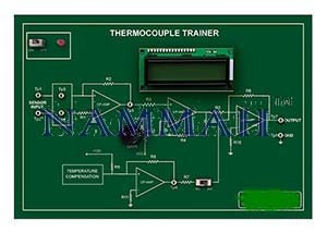 Measurement Of Temperature Using Thermocouple