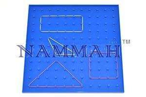 Geometry Geo Board