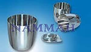 Crucible platinum