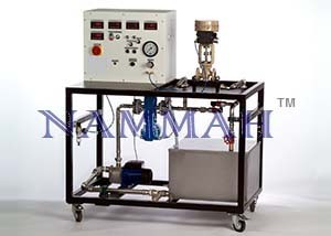 Test Stand for Control Valves