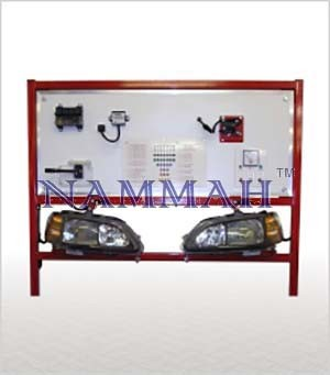 High Intensity Discharge (HID) Lighting Trainer