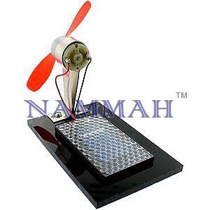 Solar Cell and Motor