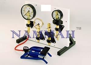 Cutaway Models Pressure Gauges