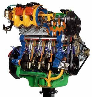 FIAT Engine with Multi point Electronic Injection