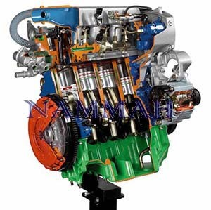 FIAT / Alfa Romeo Turbo Diesel Common-rail Engine