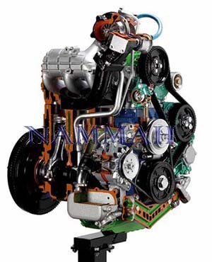 Turbo Diesel Engine for Car and Lorry