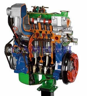 Diesel Engine for Small Car