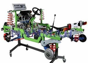 Petrol Multi-point Engine Chassis with ABS and Hydraulic Power Steering