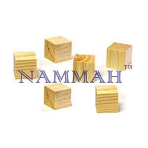 Cubes Wooden