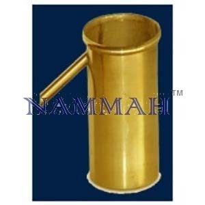 Displacement Vessel Brass