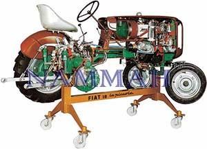 Wheeled Tractor Transmission FIAT La-Piccola