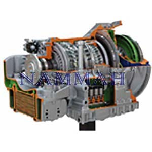 HGV gearbox ZF 5HP