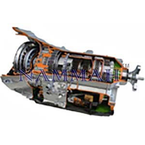 Automatic Transmission (8 forward gears & reverse)