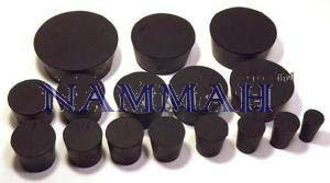 Stopper rubber solid