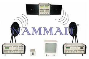 Advanced Satellite Communication Trainer 2.4 GHz