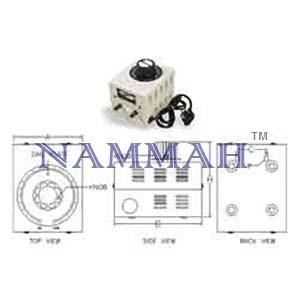 Variac Single Phase Portable Table