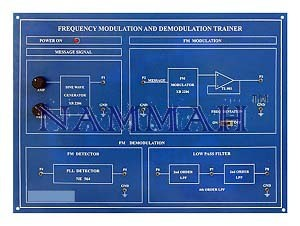 Frequency Modulation And Demodulation Kit