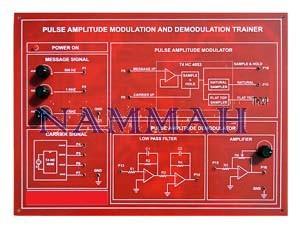 Pulse Modulation And Demodulation Kit