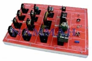 Display Board on different Potentiometers