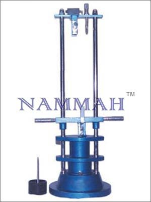 Impact Value Test Apparatus