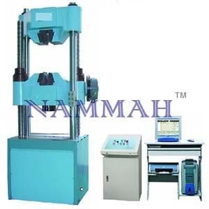 Servo Hydraulic Universal Testing Machine