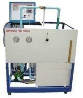 Test Rig centrifugal pump
