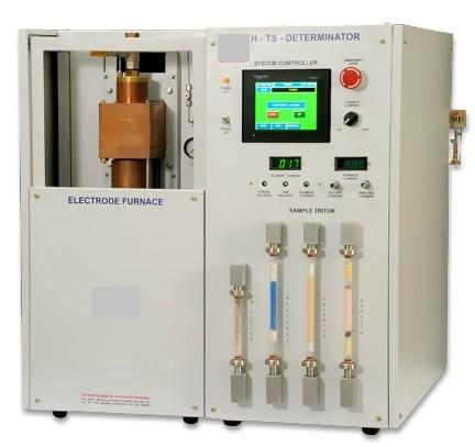 Hydrogen Gas Determinator