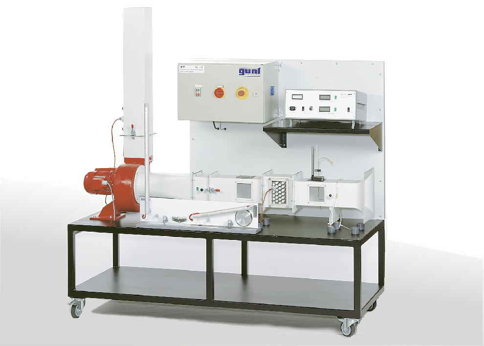 Heat Transfer Bench