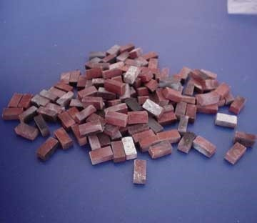 Model Of Bricks