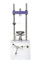 Triaxial Shear Apparatus (Motorised) Single Speed