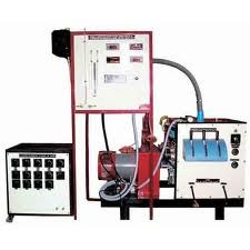 4 Cylinder 4 Stroke Petrol Engine Test Rig