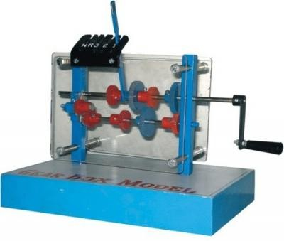 Gear System model