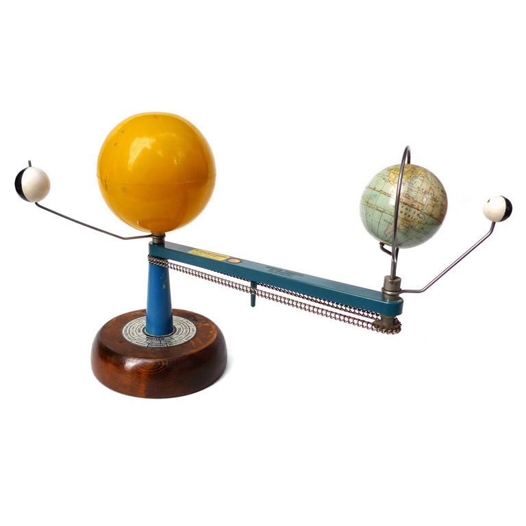 Elementary Planetarium Model
