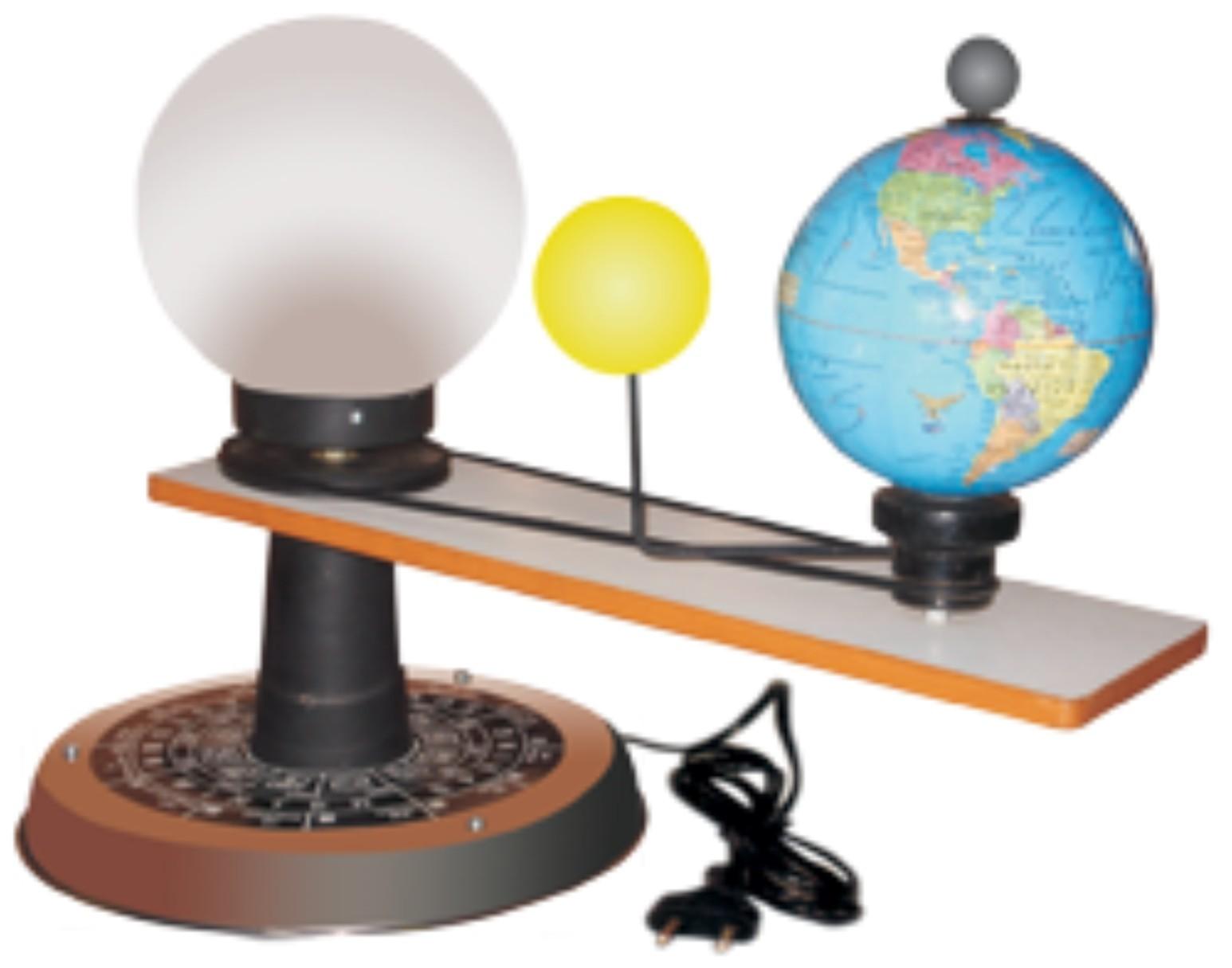 Solar & Lunar Eclipse Apparatus
