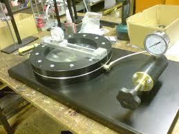 Diaphragm apparatus round