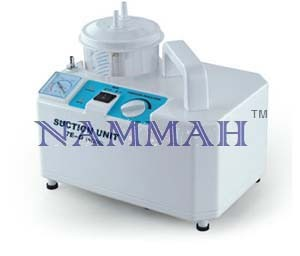 Suction Machine 7E-D (AC/DC)